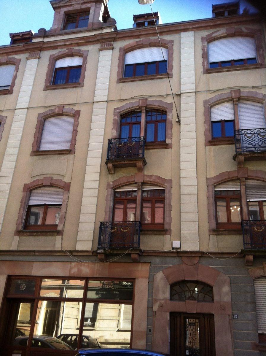 Offres de vente Immeuble Mulhouse 68100